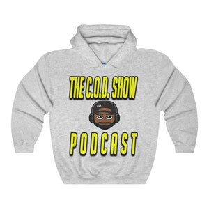 The C.O.D. Show Podcast Hoodie