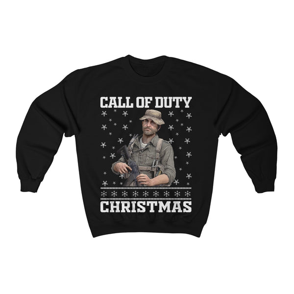 Call of Duty Christmas Ugly Sweatshirt
