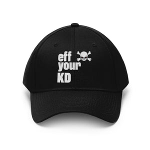 eff your Kd  Hat