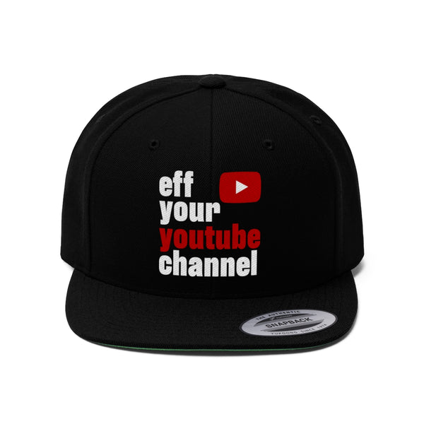 eff your channel snapback