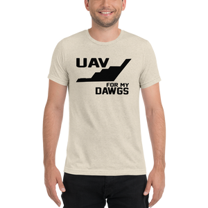 UAV For My Dawgs T-Shirt