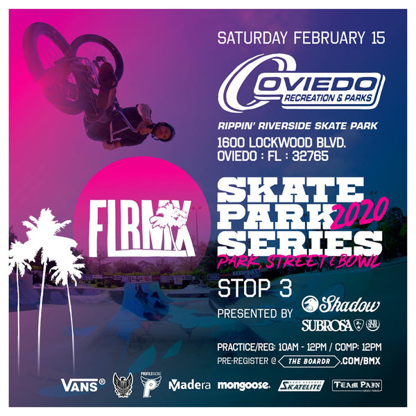 FLBMX series stop #3 Oviedo Florida Saturday FEB 15