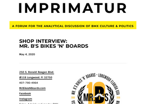 Importance of a BMX shop
