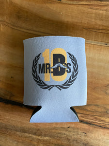 MR B'S 10 YEAR KOOZIE