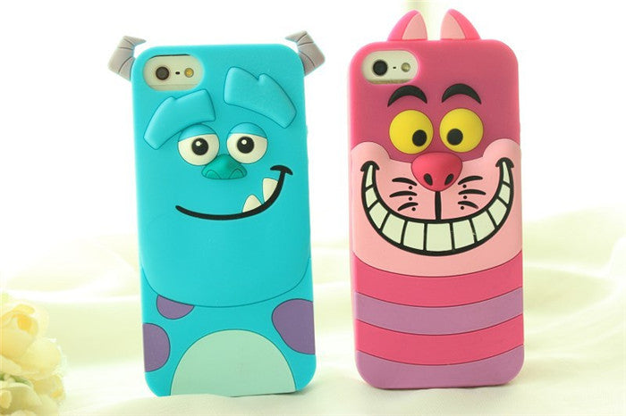 coque iphone 4 3d
