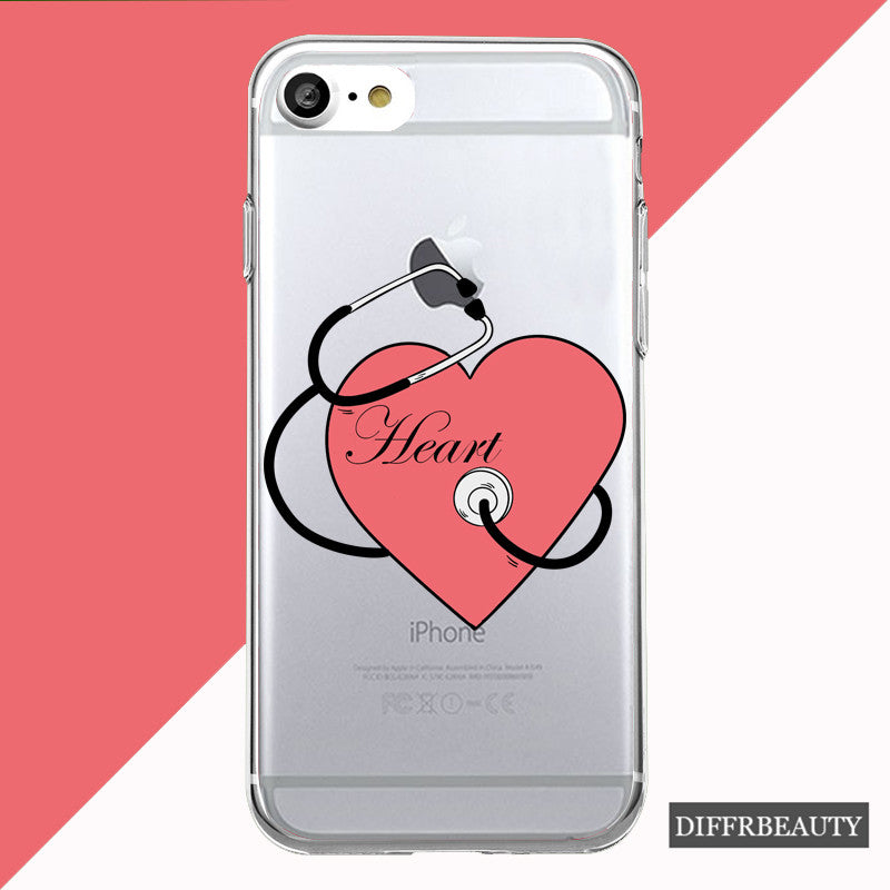 coque infirmiere iphone 7