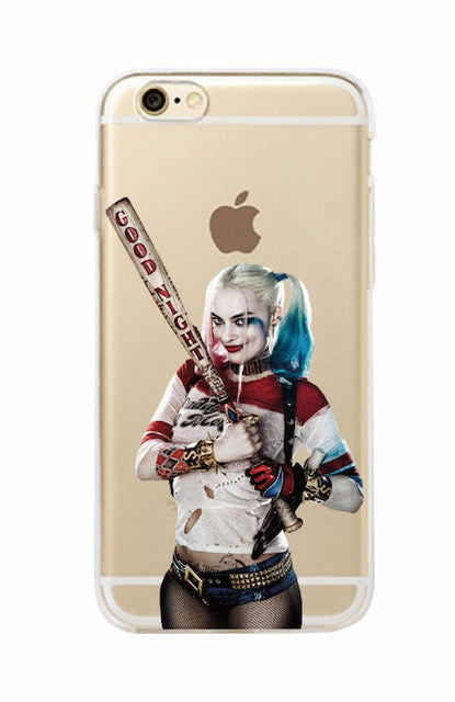 coque harley quinn iphone 7