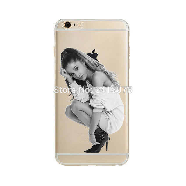 coque ariana grande iphone 7