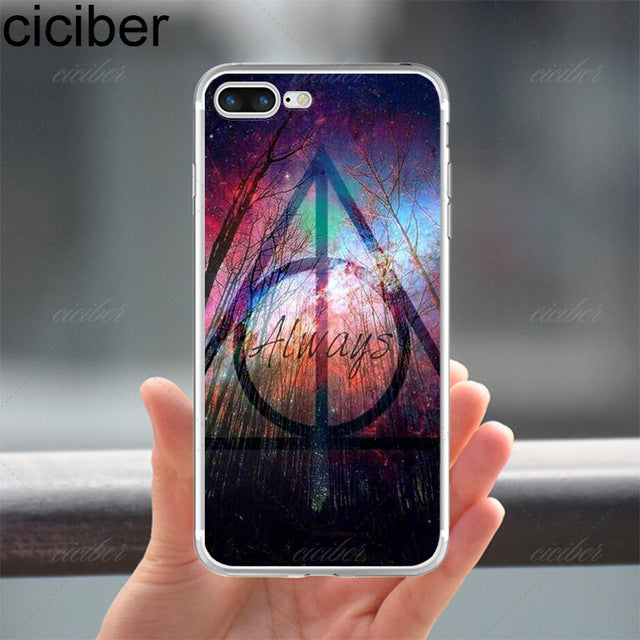 coque iphone 6 harry potter silicone