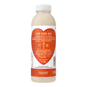 Almond Natural Dairy-free Probiotic Drinks (9 Bottles X 510ml @ £3.60 Each)