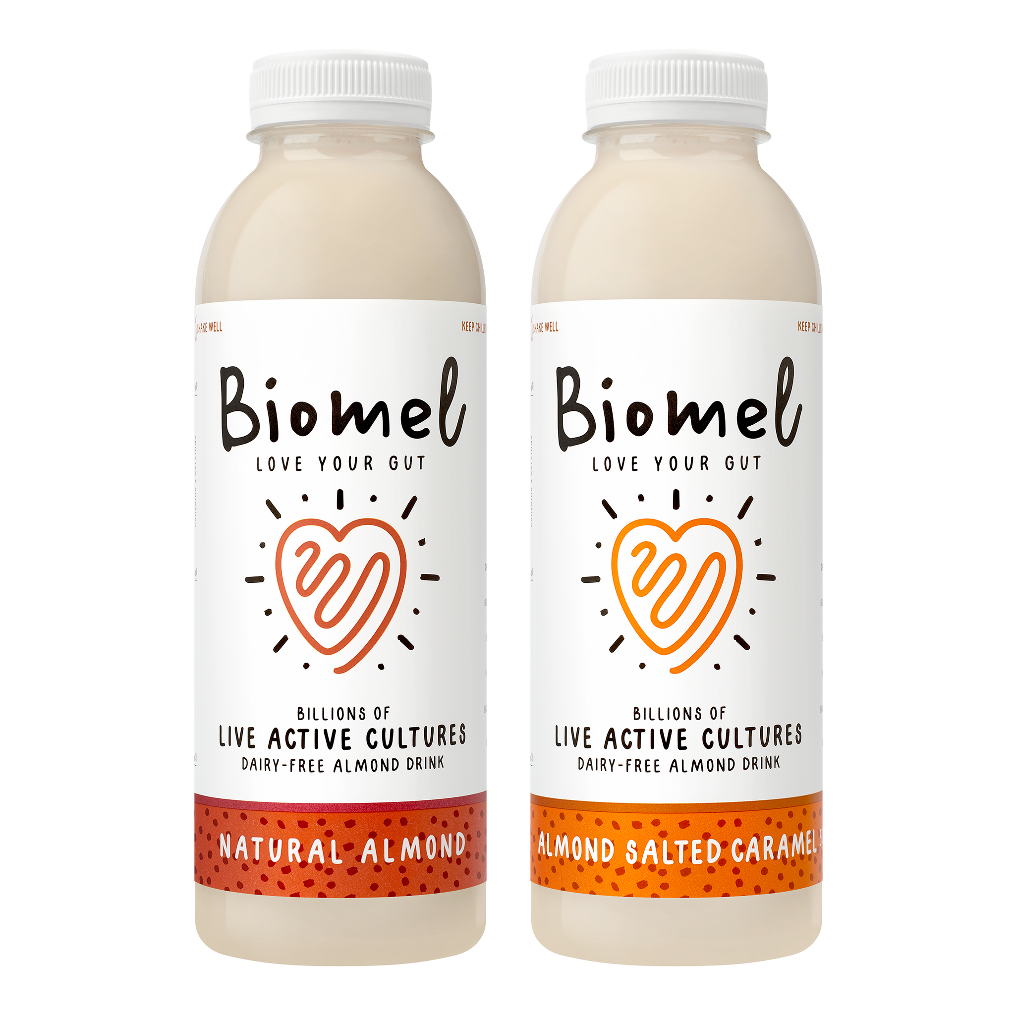Biomel Almond Probiotic Drinks