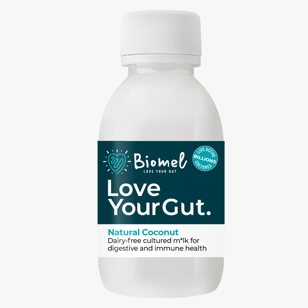 Natural Coconut Dairy-Free Probiotic Shots (14 Shots x 125ml @ £1.50 each)