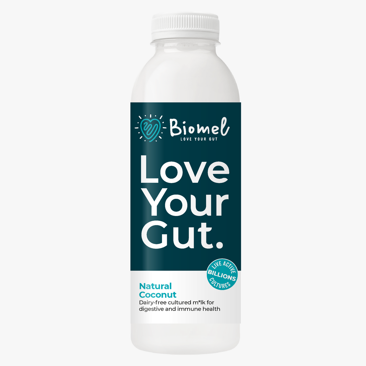 Natural Coconut Dairy-Free Probiotic Drinks (9 Bottles x 510ml @ £3.60 each)