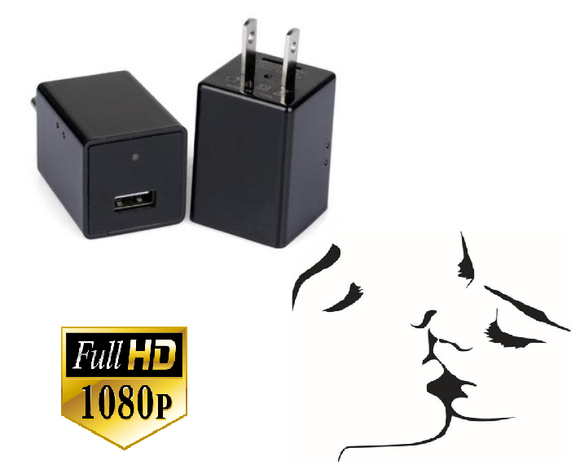 1080P Spy USB Charger Camera - S