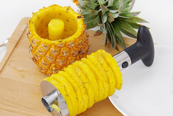 Stainless Steel Pineapple Slicer Corer