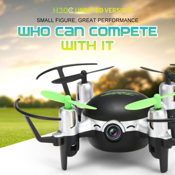 Quadcopter Drone With 2.0MP Camera Headless Drone with camera