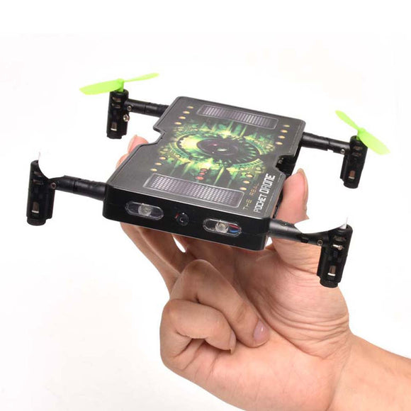 Folding Pocket Mini drone Selfie 2.0MP HD Camera 2.4G