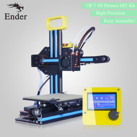 3D Printer DIY Kit Mini 3D Desktop Printer