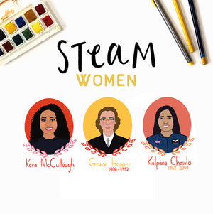 51 Interdisciplinary STEAM Women