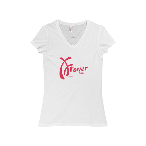 Power I am, Pink on White, Limited Edition