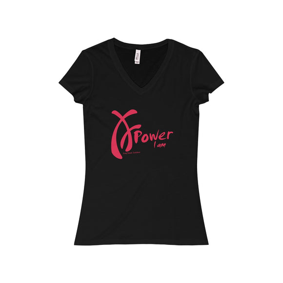 Power I am,  Pink on Black, Limited Edition