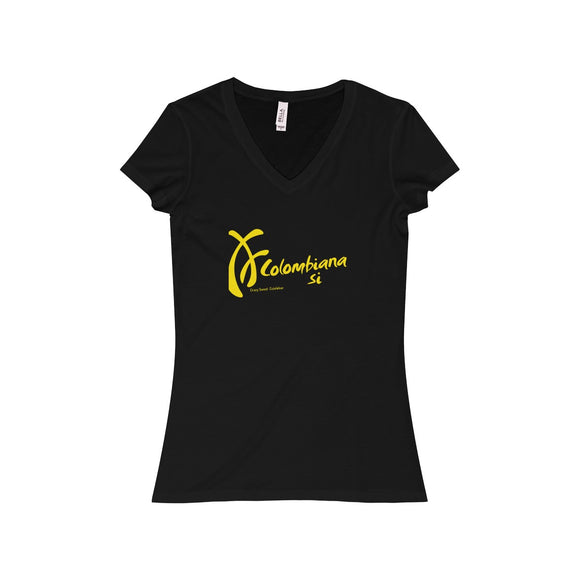 Colombiana Si, Yellow on Black, Limited Edition