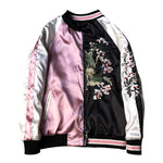 Lexi Embroidered Reversible Jacket