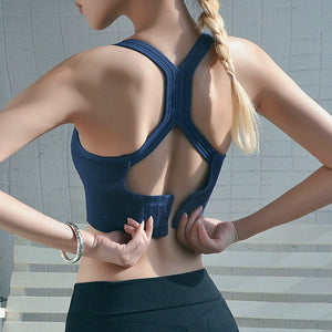 Medea Cross Back Sports Bra