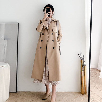 Ayla Belted Trench Coat