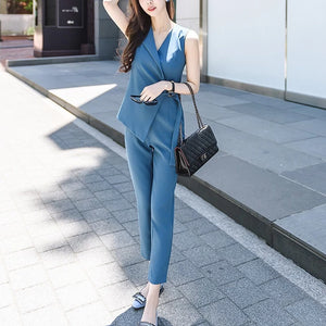 Loretta Structured Jumpsuit