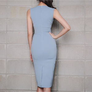 Morise Belted Dress