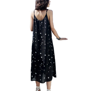 Stella Star Print Resort Dress