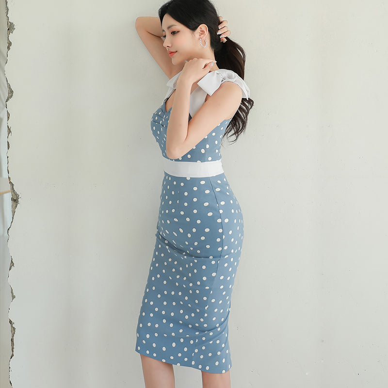 Betsy Polka Dots Retro Dress