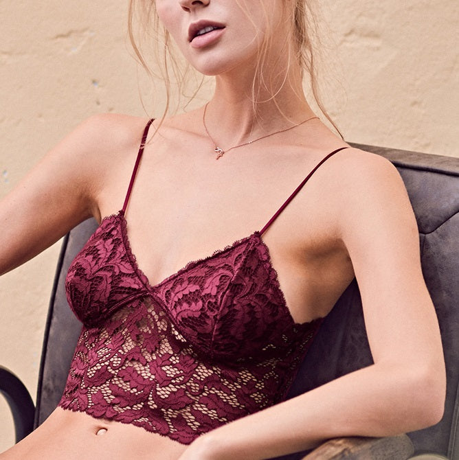Bella Padded Camisole Bralette
