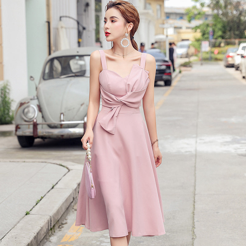 Melanie Bow Knot Dress