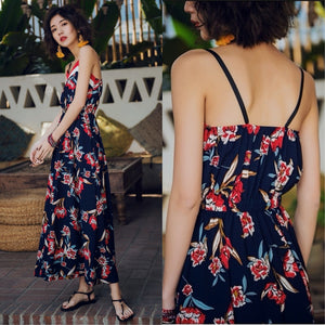Havana Floral Print Dress