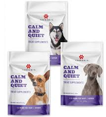 Therabis Calm and Quiet Soft Chews CBD Dog treats