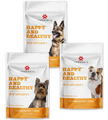 Therabis Happy and Healthy Soft Chews CBD Dog Treats