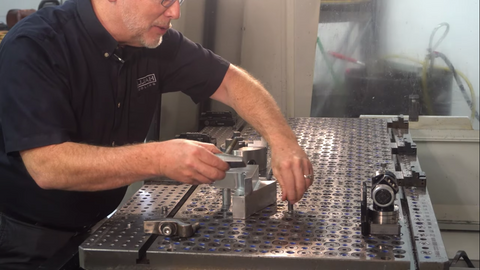 Workholding clamps vs. Invert-a-bolt fasteners