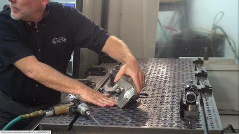 Base plate load | Elijah Tooling