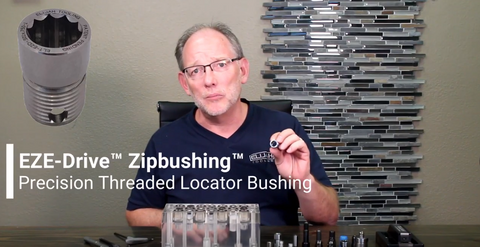 Zipbushing new method