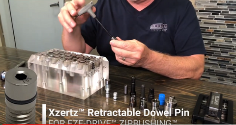 Retractable Dowel Pin