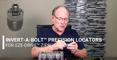Zipbushing for Precision Locators