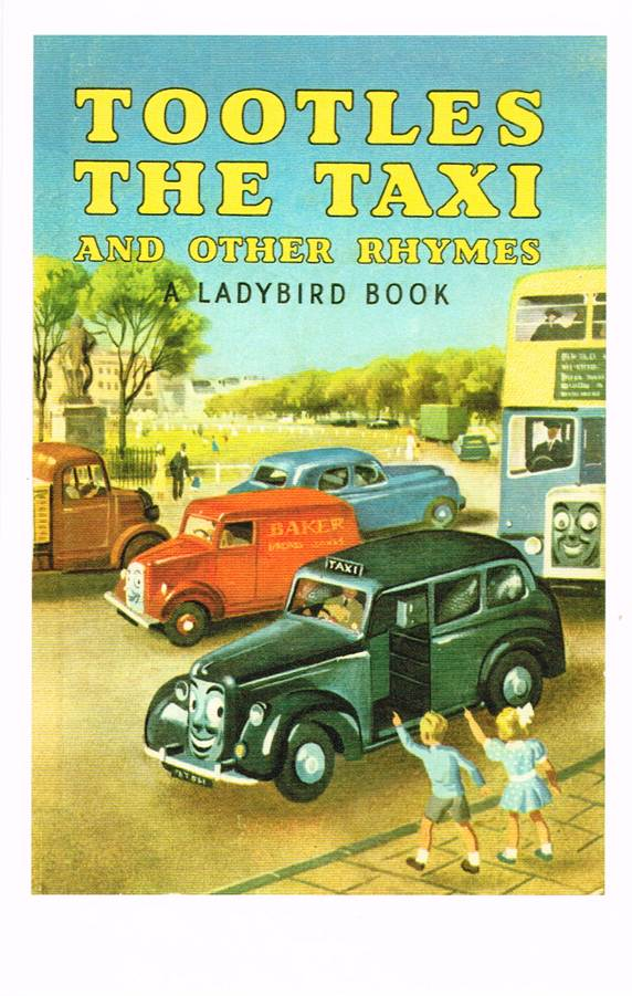 LB 02 - Tootles the Taxi