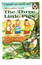 LB 15 - The Three Little Pigs