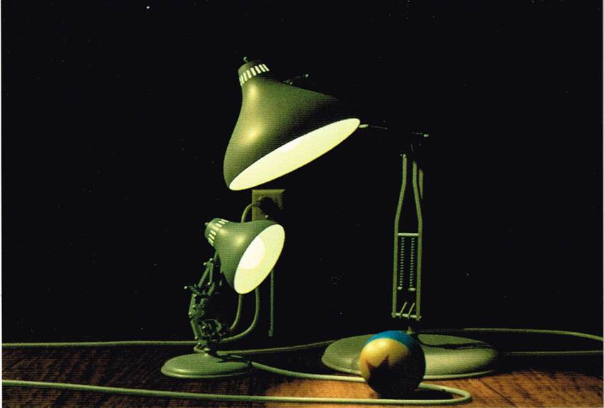 CT 32 - Luxo Jr.