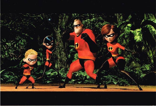 CT 38 - The Incredibles