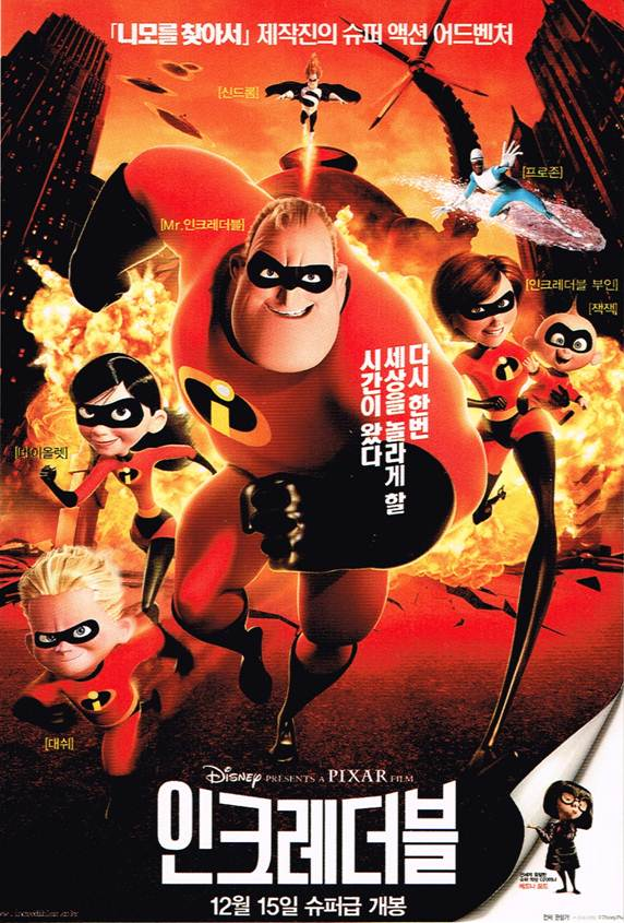 CT 40 - The Incredibles