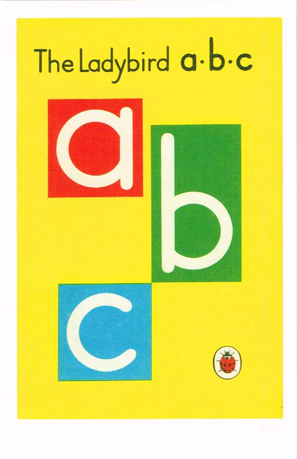 LB 42 - The Ladybird abc