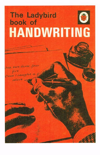 LB 48 - The Ladybird Book of Handwriting